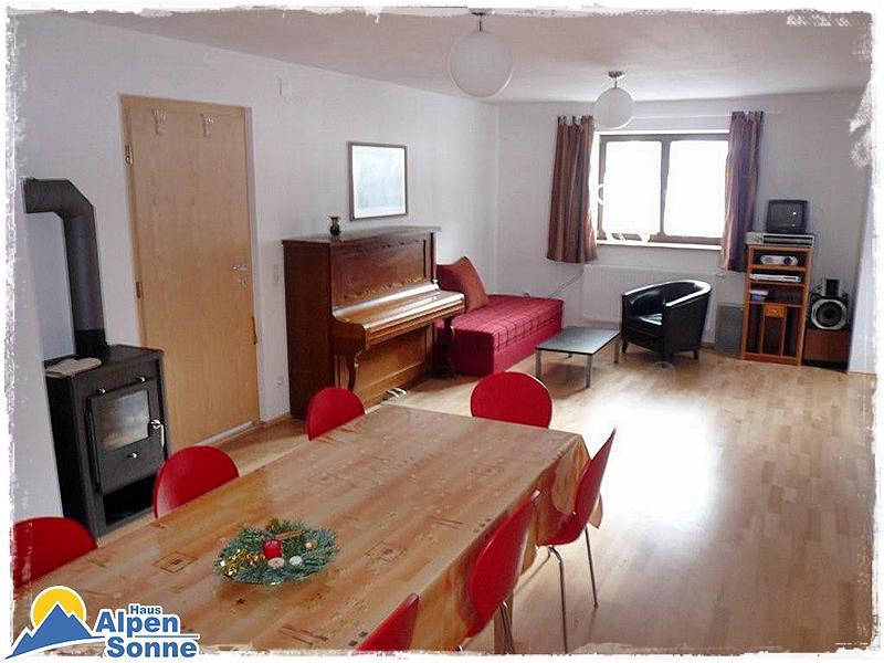 Ferienwohnung 2 - 1 Zimmer Appartement