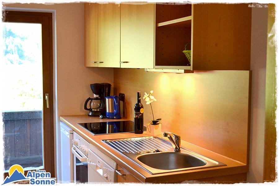 Ferienwohnung 7 - Appartement mit 2 Schlafzimmern und Balkon